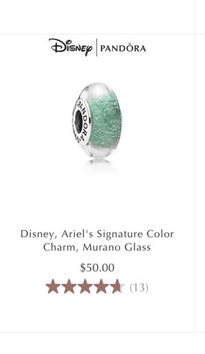 Ariel color pandora charm for Sale in Tampa, FL