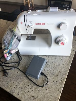 Singer Tradition Sewing Machine for Sale in Dallas, TX