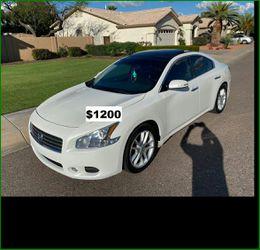 $1200 Nissan MAxima for Sale in Montgomery,  AL