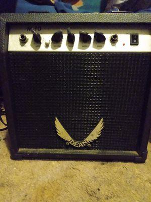 20 watt Guitar amp for Sale in Mitchell, IL