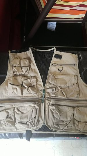 Hodgman fly-fishing vest for Sale in Portland, OR