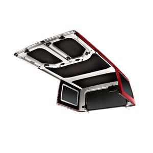2011 wrangler unlimited 4 door hard top (black exterior) for Sale in Spring Hill, FL