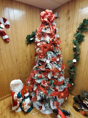 Predecorated Trees Christmas 🎄 decorations for Sale in Edinboro, PA