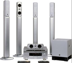 Yamaha YHT-685 Home Theater System / Surround Sound for Sale in Los Angeles, CA