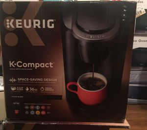 Keurig K Compact Single Serve Coffee Maker for Sale in Euclid, OH