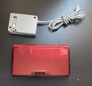 Nintendo 3DS (Red) for Sale in Lathrop, CA