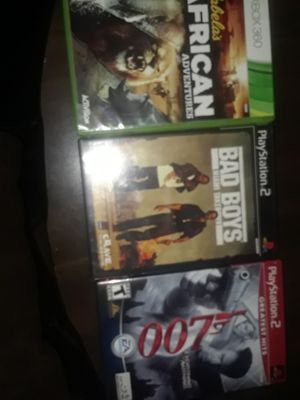 3 games in good condition for Sale in Whitehall, OH