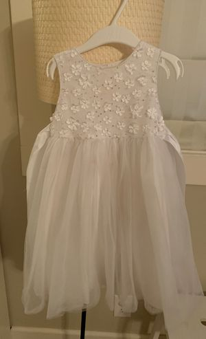 3T flower girl dress excellent condition! for Sale in Upland, CA