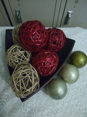 Decorative balls for Sale in Paramount, CA