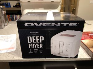 New Ovente Deep Fryer for Sale in Houston, TX