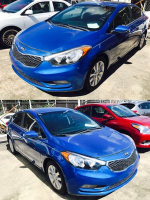 2014 KIA FORTE CLEAN TITLE LOW DOWN for Sale in Houston, TX