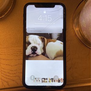 iPhone XR- Screen Is Cracked- Make Me Offer for Sale in Fort Lauderdale, FL
