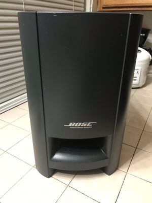 Bose Acoustimass PS3-2-1 Series 2 Powered Speaker System for Sale in Peoria, AZ