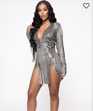 Brand New Sequin Night Out Dress - M for Sale in Philadelphia, PA