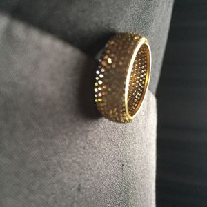 Men's gold diamond ring for Sale in Odenton, MD