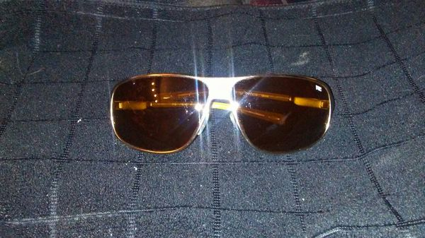Smith polorized gold edition sunglasses