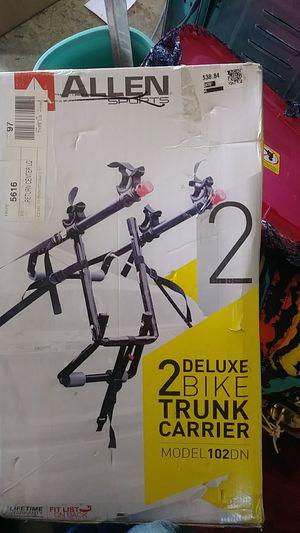 Allen model 102dn bike rack for Sale in Memphis, TN