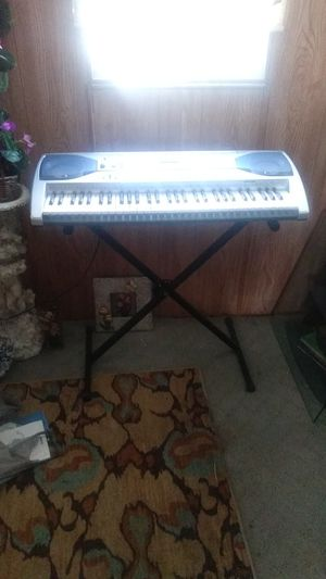 1/7 Casio LK-92TV 61-Key Electronic Keyboard for Sale in Sebring, FL
