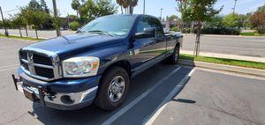 2007 dodge ram 2500 cummins diesel 6 speed long bed for Sale in Garden Grove, CA
