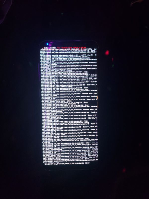 Rooted Samsung Galaxy S8