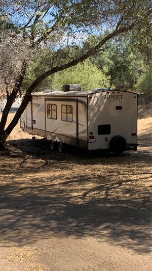 Sunset trailer for Sale in Coarsegold, CA