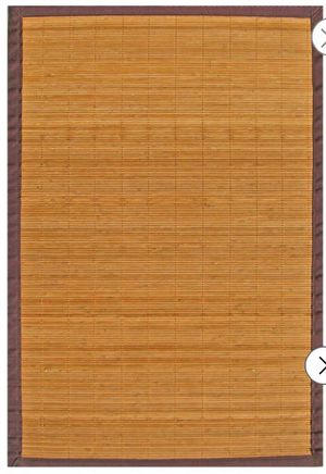 large (10' x 8') beautiful REAL bamboo mat for Sale in Silver Spring, MD