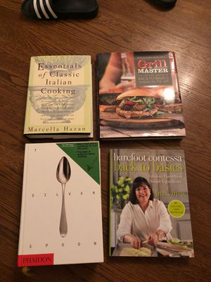 Cookbooks, like new condition for Sale in Long Beach, CA