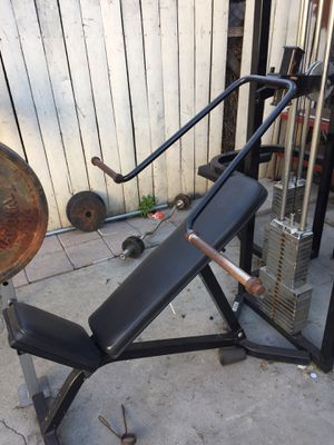 Gym equipment for Sale in Los Angeles, CA