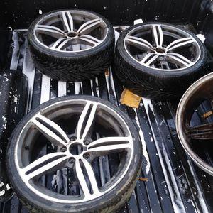 Bmw M Series Wheels 19 Inch Original for Sale in Los Angeles, CA