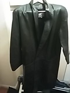 Women leather size med for Sale in Columbus, OH