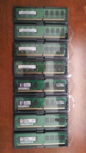 Memory for Desktop for Sale in San Jose, CA