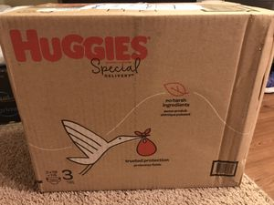 Diapers Huggies Special Size3 , 116 for Sale in Gibsonton, FL