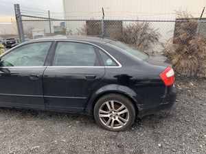 F/S or parts 2005 audi a4 quattro 3.0 for Sale in Bayonne, NJ