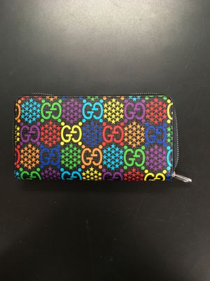 Gucci wallet psychedelic zippy for Sale in Temecula, CA