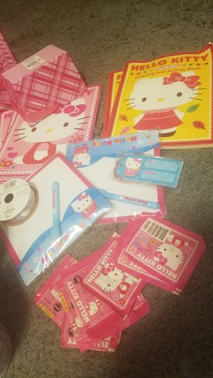 Hello Kitty party favors/supplies for Sale in Boston, MA