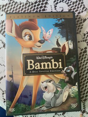 Bambi Dvd for Sale in Anaheim, CA
