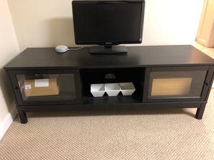 Black entertainment table for Sale in Lorton, VA