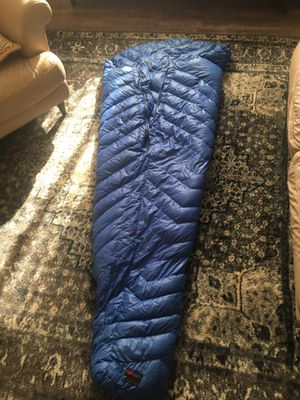 Everest Fairy Down sleeping bag for Sale in Tacoma, WA