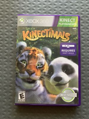 Brand New Kinectimals For Xbox 360 for Sale in Orlando, FL
