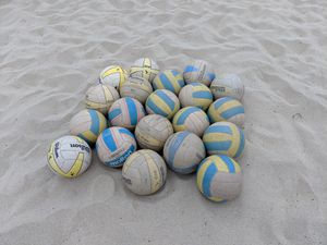 Used Beach Volleyballs for Sale in Hermosa Beach, CA