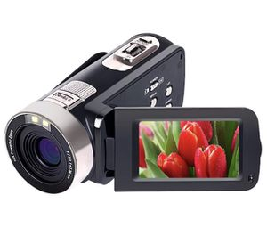 HD 1080p 24.0MP Digital Camcorder with Rotating Selfie Screen for Sale in Williamsburg, MI