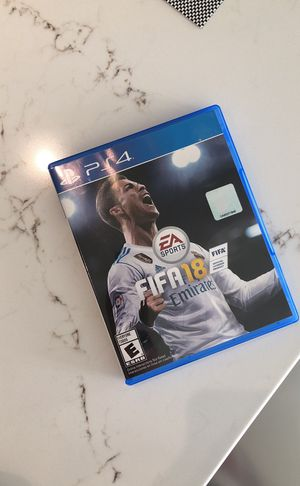 FIFA 18 PS4 for Sale in Seattle, WA