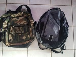 2 backpack 18×16 for Sale in Mesa, AZ