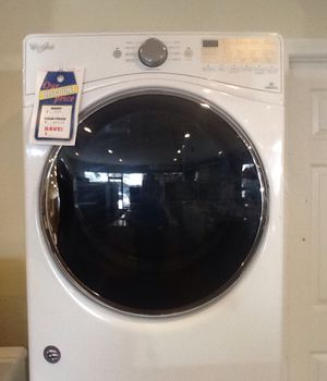 New open box whirlpool gas dryer WGD92HEFW for Sale in Hawthorne, CA