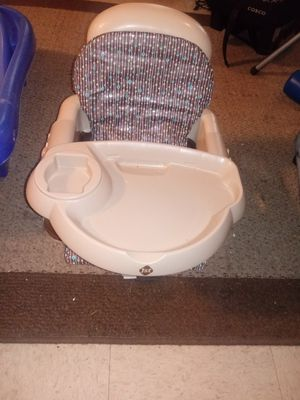 Saftey first portable high chair. for Sale in Kingsport, TN