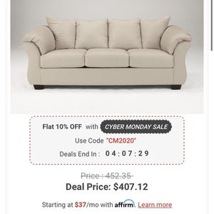 Darcy sofa for Sale in Beaverton, OR