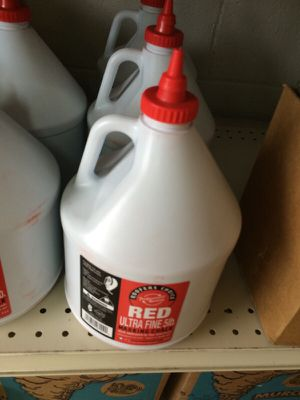 Red chaulk for Sale in Fort Worth, TX