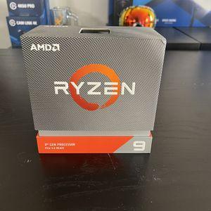 Ryzen 9 3950X New for Sale in San Clemente, CA