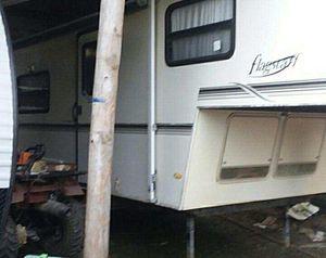 Flagstaff GOOSENECK camper for Sale in Freeport, FL