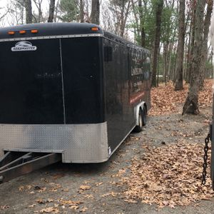 2004 20 Ft Inclosed Trailer for Sale in North Andover, MA